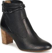 Ecco , Chinon Women's Low Ankle Boots In Black
