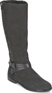 Ecco , Touch 15b High Boot Women's High Boots In Black