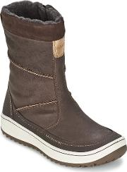 Ecco , Trace Women's Boots In Brown