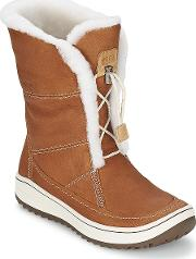 Ecco , Trace Women's Low Ankle Boots In Brown