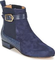 Fericelli , Cristal Women's Mid Boots In Blue