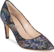 Fericelli , Vacca Women's Court Shoes In Multicolour