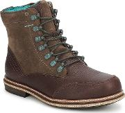 Feud , Unique Men's Mid Boots In Brown