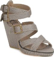 Feud , Wasp Women's Sandals In Grey