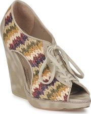 Feud , Whip Women's Sandals In Multicolour