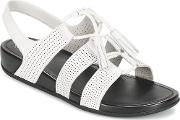 Fitflop , Gladdie Laceup Sandal Women's Sandals In White