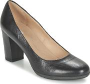 Geox , D Annya A Women's Court Shoes In Black