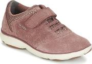 Geox , Nebula Girl Girls's Shoes (trainers) In Pink