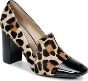Geox , N.symphony H.f Women's Court Shoes In Brown