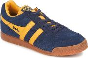 Gola , Harrier Women's Shoes (trainers) In Blue