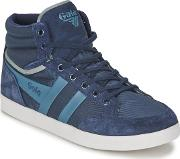 Gola , Vicinity Mesh Men's Shoes (high-top Trainers) In Blue