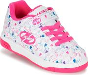 Heelys , Dual Up X2 Girls's Roller Shoes In White
