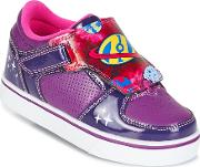 Heelys , Twister X2 Girls's Roller Shoes In Purple