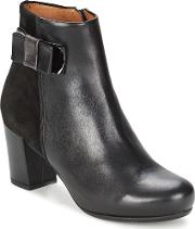 Hispanitas , Mississipi Women's Low Ankle Boots In Black