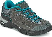Hitec , Hi-tec Ox Belmont Femme Women's Sports Trainers (shoes) In Grey