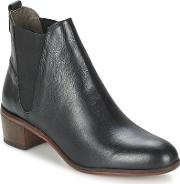 Hudson , Compound Women's Low Ankle Boots In Black