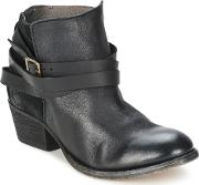 Hudson , Horrigan Women's Low Ankle Boots In Black