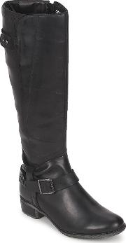 Hush Puppies , Chamber 14bt Women's High Boots In Black