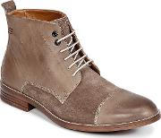 Hush Puppies , Gage Parkview Men's Mid Boots In Brown