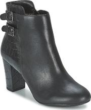 Hush Puppies , Ilsa Sisany Women's Low Ankle Boots In Black