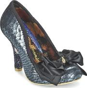 Irregular Choice , Ascot Women's Court Shoes In Black