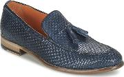 J Wilton ,  Men's Loafers  Casual Shoes In Blue