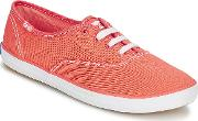 Keds , Champion Seasonal Women's Shoes (trainers) In Orange