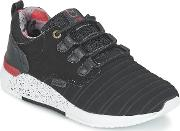 Kickers , Star Wars Slayer Kylo K Boys's Shoes (trainers) In Black