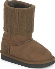 Love From Australia , Baby Cozi Girls's Low Ankle Boots In Multicolour