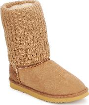 Love From Australia , Cozi Women's Low Ankle Boots In Brown