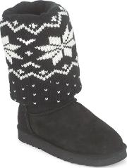Love From Australia , Cozie Women's Low Ankle Boots In Black