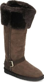 Love From Australia , Foxy Tall Zip Women's High Boots In Multicolour