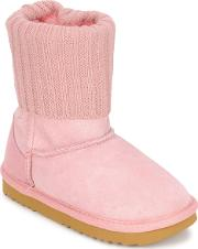 Love From Australia , Kids Cozi Girls's Low Ankle Boots In Multicolour