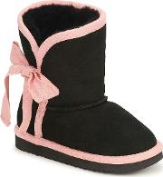 Love From Australia , Kids Cupid Girls's Low Ankle Boots In Black