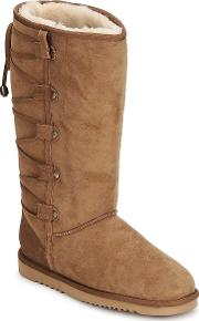 Love From Australia , Nordic Women's High Boots In Multicolour