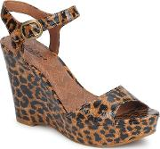 Lucky Brand , Lindey Women's Sandals In Brown