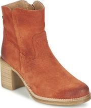 Mtng , Mokalota Women's Mid Boots In Brown