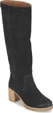 Mtng , Somalino Women's High Boots In Black