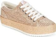 Mtng , Termi Women's Shoes (trainers) In Gold