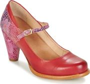 Neosens , Beba Women's Court Shoes In Red