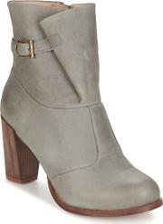 Neosens , Gloria Women's Low Ankle Boots In Grey