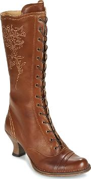 Neosens , Rococo Women's High Boots In Brown