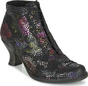 Neosens , Rococo Women's Low Ankle Boots In Black