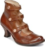 Neosens , Rococo Women's Low Ankle Boots In Brown