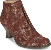Neosens , Rococo Women's Low Boots In Red