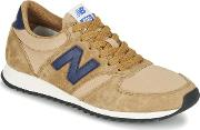 New Balance , U420 Women's Shoes (trainers) In Beige
