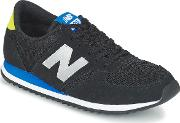 New Balance , U420 Women's Shoes (trainers) In Black