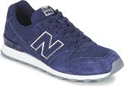New Balance , Wr996 Women's Shoes (trainers) In Blue