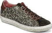 Pantofola Doro , Pantofola D'oro Gianna 2.0 Fancy Low Women's Shoes (trainers) In Brown