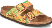 Papillio , Arizona Women's Mules  Casual Shoes In Yellow